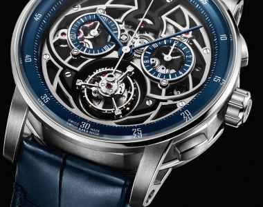 Luxury watches - the tourbillon is the new must-have timepiece
