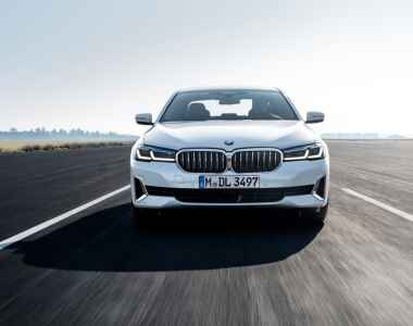 "Review: BMW 520i – ""people get the hell out of the way when this drives up behind them""."