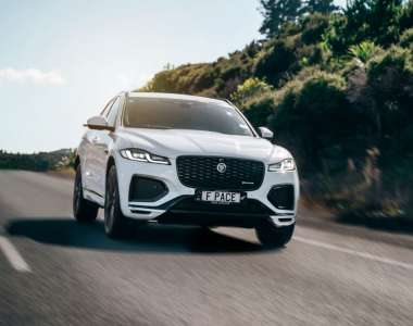 Review: Jaguar F-Pace – goes like a rocket, but please, Jag, stick to your knitting