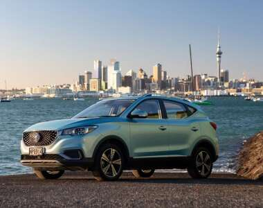 """Review: MG ZS EV - """"this will be NZ's top-selling EV for years to come."""""""