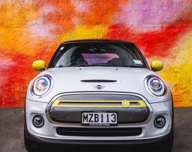 Review: The Mini Electric – a little shocker