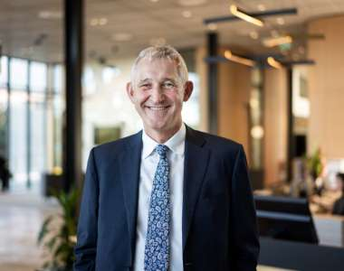 My Net Worth: Ross Taylor, chief executive, Fletcher Building