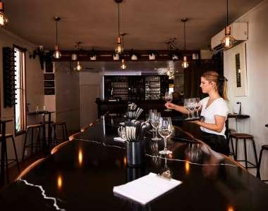 Restaurant review: Va Bene – bringing European corner bar chic to Auckland's Parnell