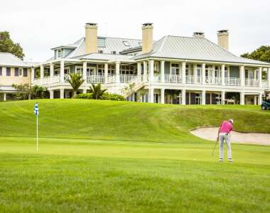 Review: The Lodge at Kauri Cliffs - a golfer's paradise