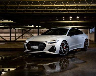 Test driving the Audi RS7 Sportback - a brutal, wonderful machine
