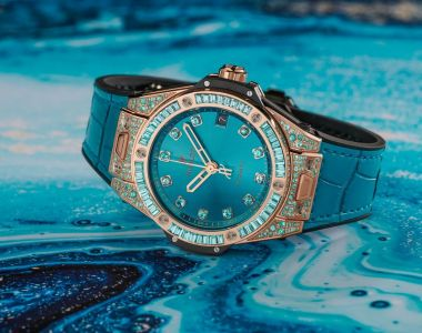 Flight of fancy - luxury women's watches with style and substance