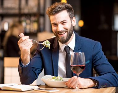 Table for one - discover the joy of eating alone