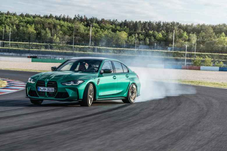 Review: BMW M3 Competition – a fast and furious sports sedan