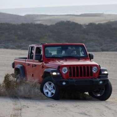 Review: The Jeep Gladiator Sport – a town and country status symbol