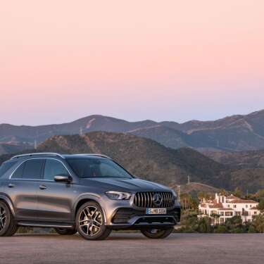 Review: Mercedes-Benz AMG GLE 53 – clever, capable and slightly mad
