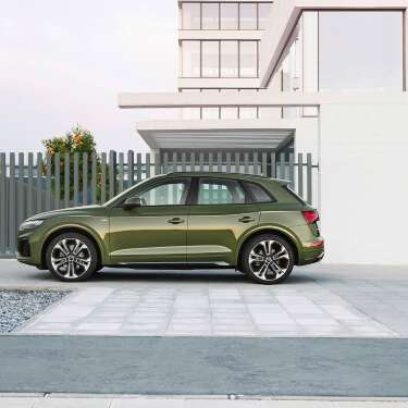 Review: Audi Q5 PI S Line – a sensible SUV on a power trip