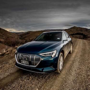 Review: Audi e-tron - a car so good you can forgive the lack of crackle and pop
