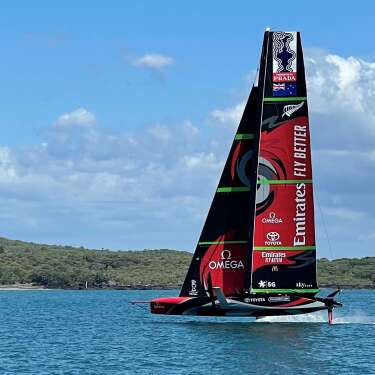 America's Cup spending row settled
