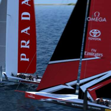 Cup software dispute resolved in nick of time for Prada regatta