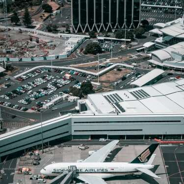 Vaccines offer no quick fix for Auckland Airport's woes