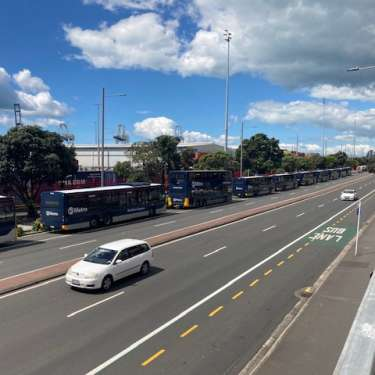 Fletcher alliance chosen for $1.4b Auckland bus development