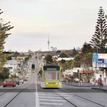 Politics scuttled light rail in Auckland before, will it happen again?