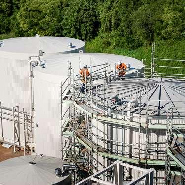 Sending energy emissions south