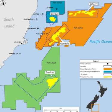 Beach defers South Island drilling