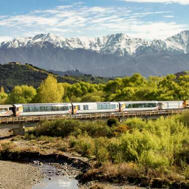 Great railway journeys: From Picton to Christchurch on the Coastal Pacific