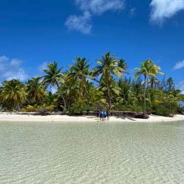 Kiwis can head to the Cook Islands from May 17