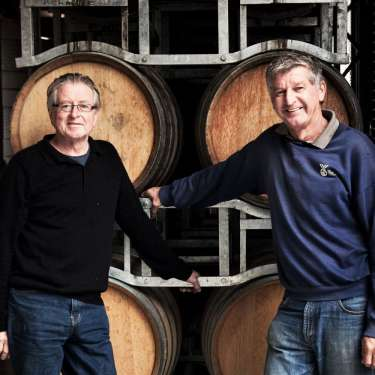 Holding back the years - wineries are re-releasing their premium bottles