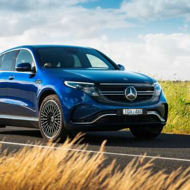 Review: Mercedes-Benz EQC electric SUV - the tech wunderkind