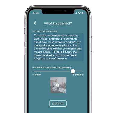 The app tackling workplace discrimination