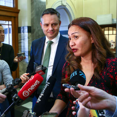 New govt formed: Greens agree to Labour's deal
