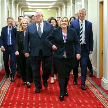 The end of the National Party?