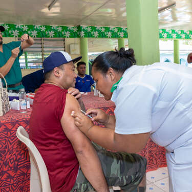 NZ's Pacific diplomacy – vaccines, aid and China