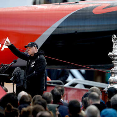 Were whistleblowers trying to 'steal' the America's Cup event?