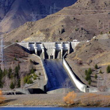 Cheaper, cleaner power - the political allure of 'pumped hydro'