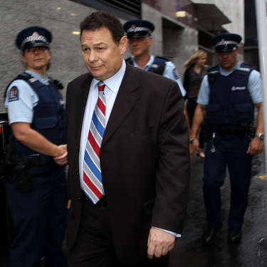 Blue Chip's Mark Bryers arrested in A$17m fraud probe