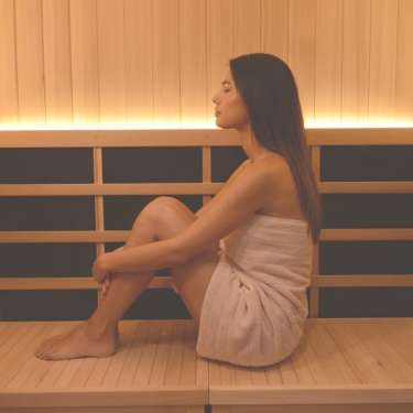 Review: Hana - red light therapy and infrared sauna
