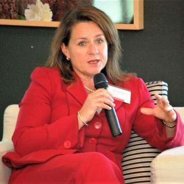 My Net Worth: Helen Robinson, Oi CEO