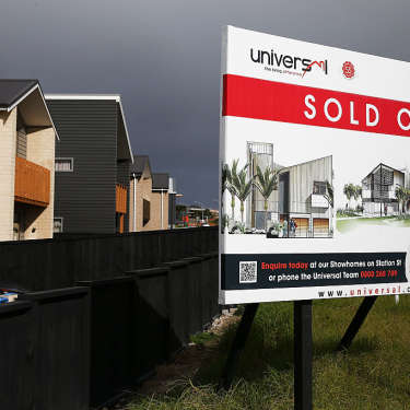 New housing records as new buyers, investors pile in