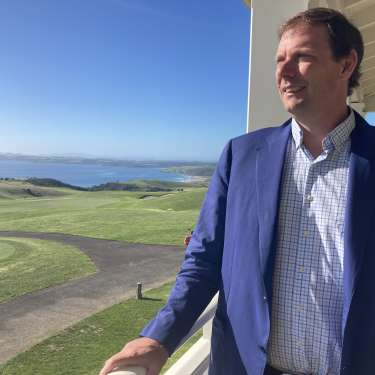 Jay Robertson: Mega-rich will be first tourists back