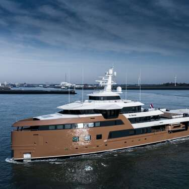 Where the wild things are - why the super rich are buying expedition superyachts