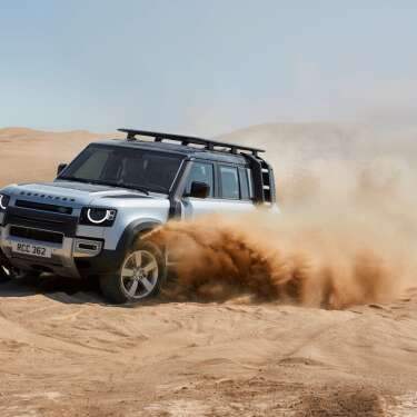 Review: The Land Rover Defender Series 110 First Edition - not just a city-slicker pretty boy