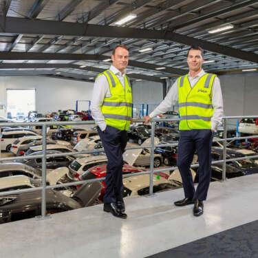 Car dealership NZAI goes public