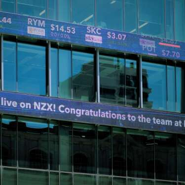 NZX taps payments specialist to lead IT overhaul
