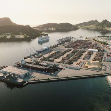 Northport predicts 400 jobs from shipyard development