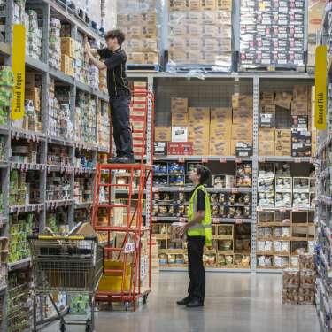 Did Foodstuffs get a Warehouse bargain?