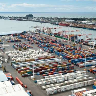Second suspected covid case found at NZ port