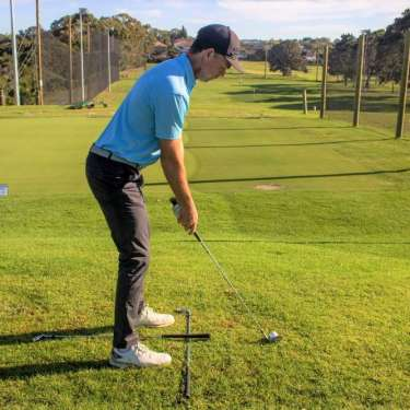 Posture perfect – how to improve your golf game