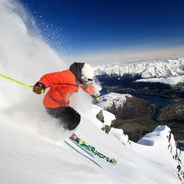 The big chill - going off-piste in Queenstown