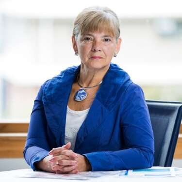 Suzanne Snively (almost) becomes a Dame