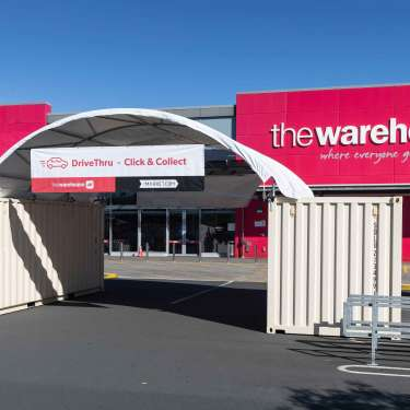 Driving sales: The Warehouse to bring back drive-through shopping