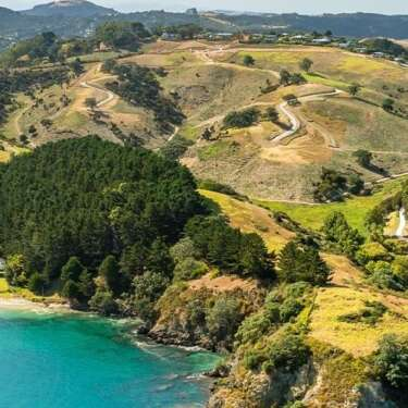 A bolthole in paradise for Kiwis
